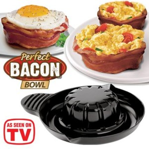 The Bacon Bowl - As Seen On TV!