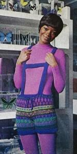 Knitted Lederhosen
